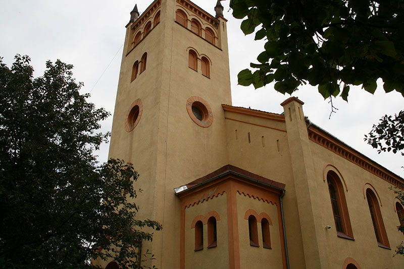 Bolków, były kościół ewangelicki