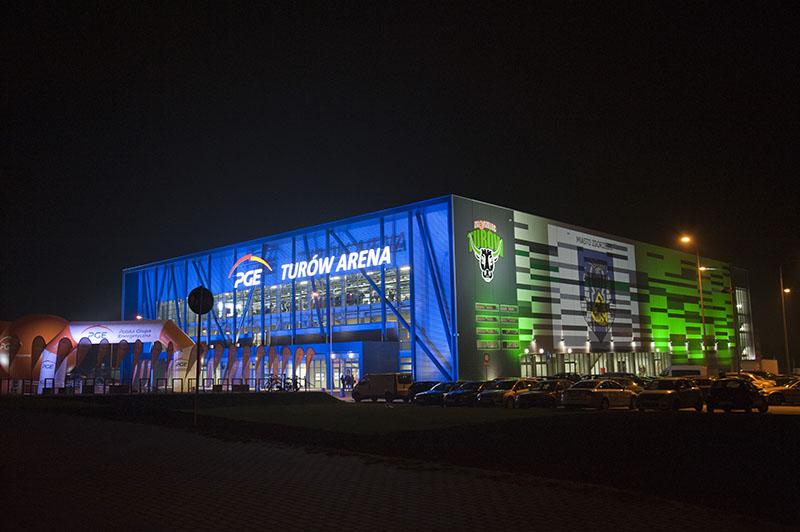 Hala sportowo-widowiskowa PGE Turów Arena