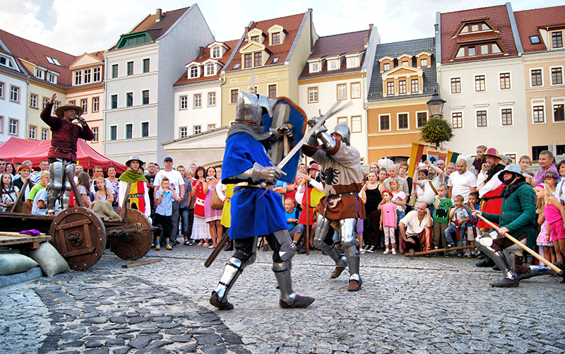 Jakuby - Święto starego miasta w Zgorzelcu