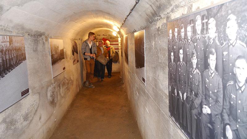 Wystawa Schron