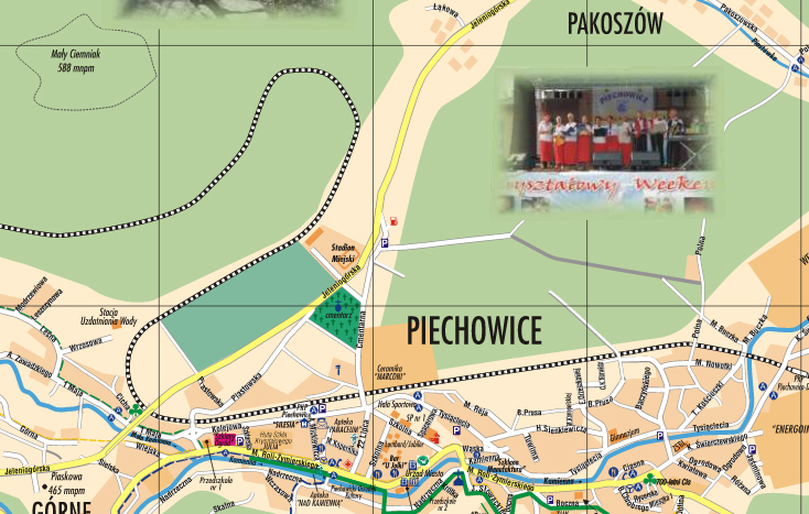 mapa-piechowice