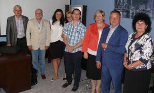 Spotkanie Rady Programowej Strefowego Klastra Edukacyjnego