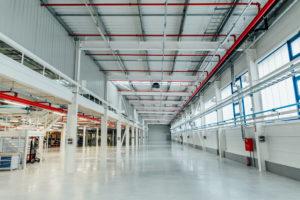 Uroczyste otwarcie nowej hali produkcyjnej Dr. Schneider'a 14.07.17