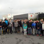 Wizyta uczniów ZST MECHANIK w firmie Toyota Boshoku Poland Sp. z o.o.
