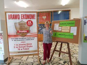 Współpraca Strefowego Klastra Edukacyjnego przy SSEMP S.A. z Zespołem szkół Ekonomiczno-Turystycznych
