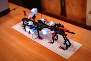 Liga Robotów - II starcie