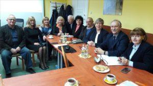 Posiedzenie Rady Konsultacyjnej ds. Szkolnictwa Zawodowego przy Dolnośląskim Kuratorze Oświaty