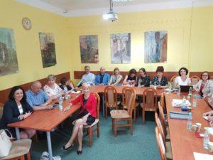 107 posiedzenie Rady Konsultacyjnej do Spraw Kształcenia Zawodowego
