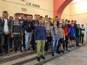 Firma Wienerberger w Zespole Szkół Zawodowych i Ogólnokształcących  w Kamiennej Górze