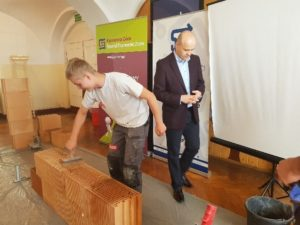 Nowoczesna ceramika budowlana - Szkolenia prowadzone przez firmę Wienerberger