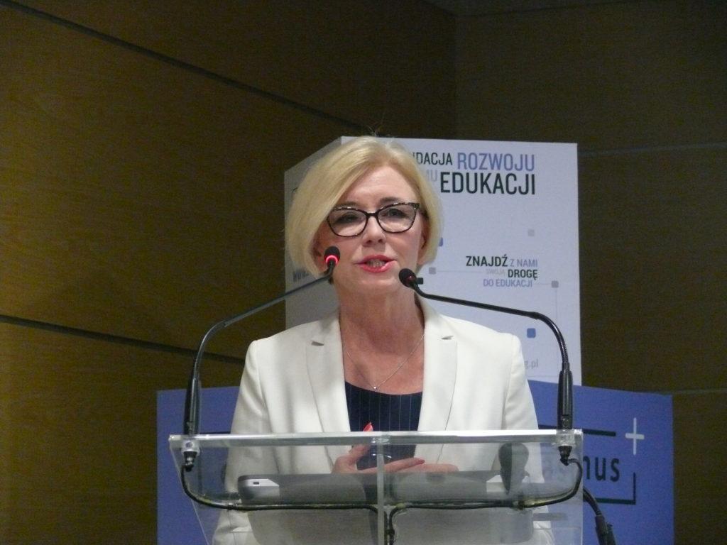 Konferencja regionalna programu Erasmus+ w Bolesławcu