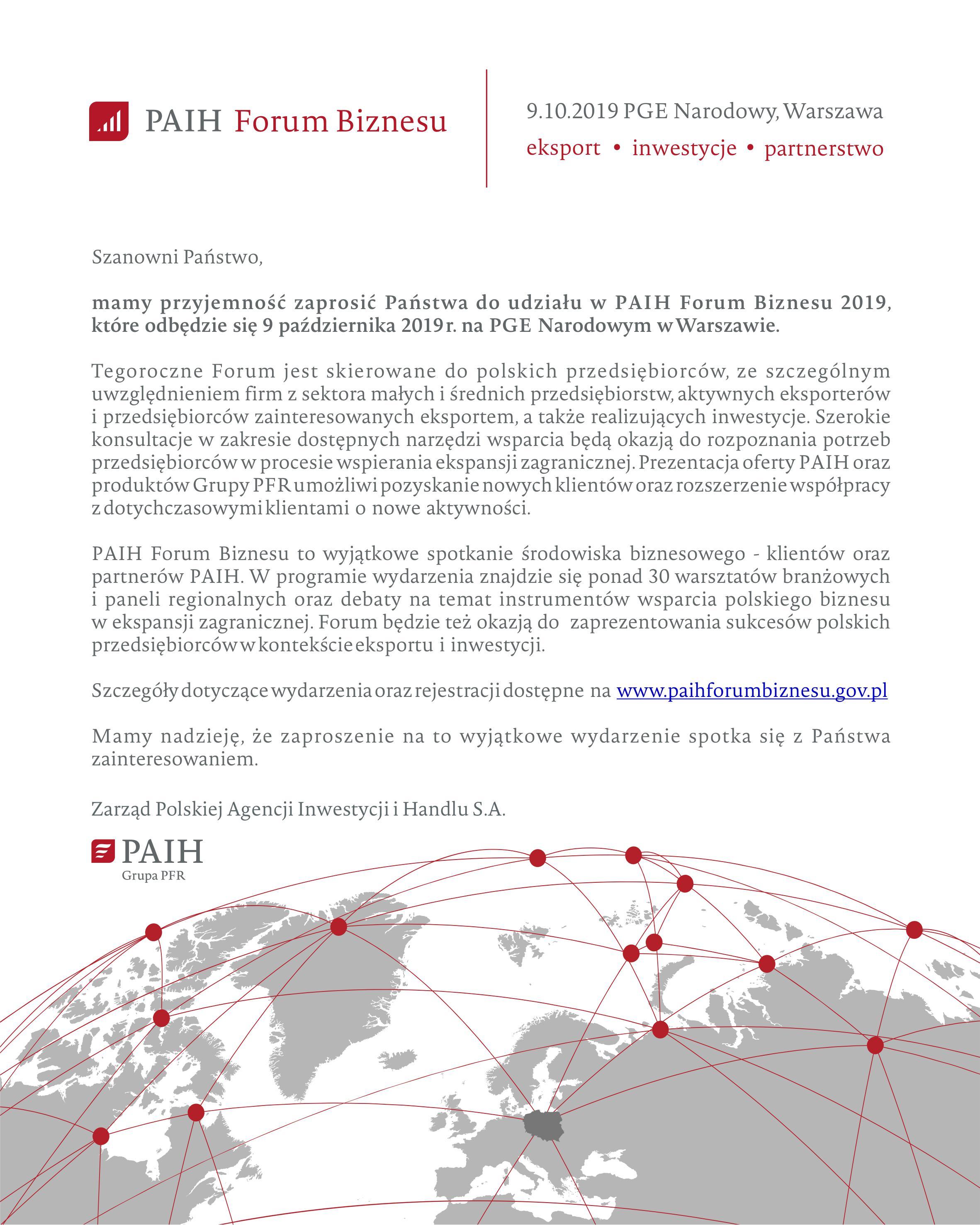 paih 2019 zaproszenie
