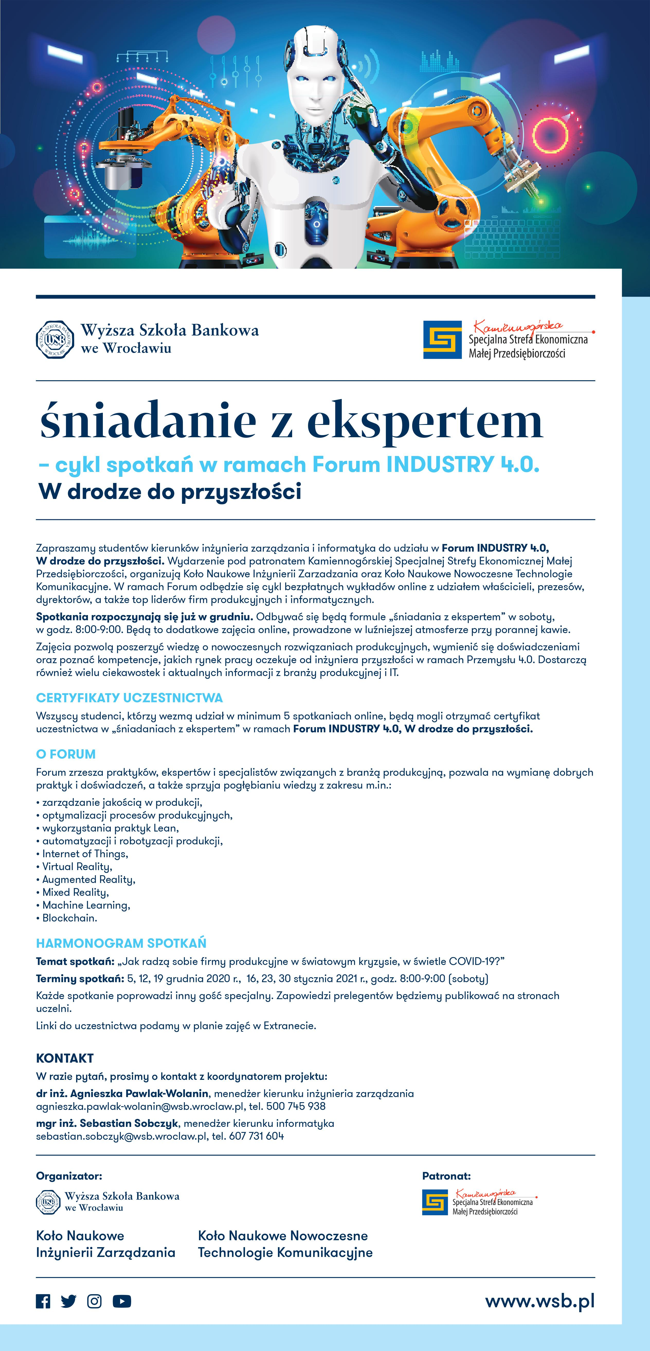 zaproszenie webinar WSB KSSEMP